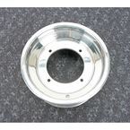 Rolled-Lip Polished Spun Aluminum Wheel - 261RL105156P