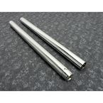 Chrome 41mm Fork Tubes - 45417-00