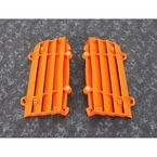 Orange Radiator Louvers - 8466800001