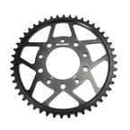 Black Racing Steel Rear Sprocket - RFE-1334-48-BLK