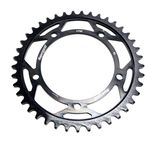 Rear Steel Sprocket - RFE-1792-41-BLK