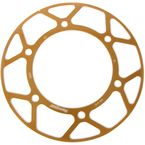 Gold Edge Rear Sprocket Insert - RACD48045GLD