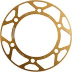 Gold Edge Rear Sprocket Insert - RACD48642GLD