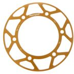 Gold Edge Rear Sprocket Insert - RACD48643GLD