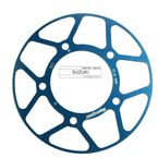 Blue Edge Rear Sprocket Insert - RACD80745BLU