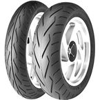 Front D250 130/70HR-18 Blackwall Tire - 3024-78