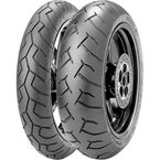 Rear Diablo 160/60ZR-17 Blackwall Tire - 1430400