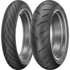 Front Roadsmart II 120/70ZR-17 Blackwall  Tire - 30RS-75