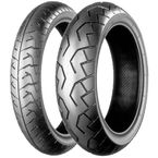 Front Battlax BT54 110/80R-18 Blackwall Tire - 001281