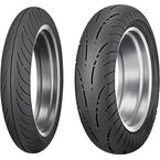 Front Elite 4 Touring 130/90B-16 Blackwall Tire - 45119516