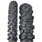 Rear VE40 Volcanduro 100/100-18 Blackwall Tire - 309779