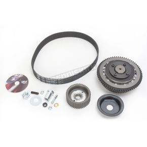 Belt Drives LTD 1-5/8 in. 8mm Belt Drive with Quiet Clutch System - EVBB-3TRB