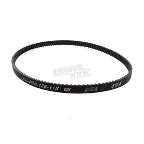Belt Drives LTD 1-1/8 in. Rear Drive Belt w/139 Teeth - PCCB-139-118