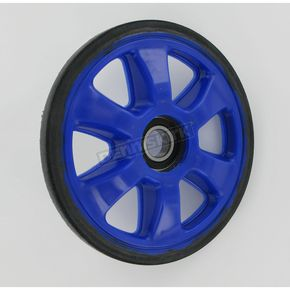 Parts Unlimited Blue Idler Wheel w/Bearing - 4702-0093