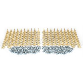 Woodys Gold Digger Traction Master 1.410 in. Long Carbide Studs - GDP6-1005-C