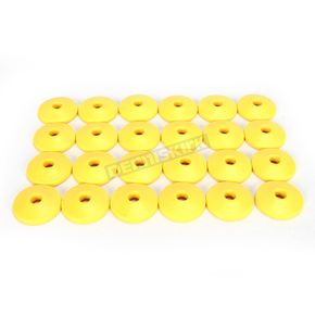 Fast-Trac Air Lite Round Yellow Backer Plates for 5/16 in. Studs - 215RY-24