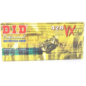 DID 428VX Professional O-Ring Series Chain - 428VXX130FB