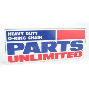 Parts Unlimited 520 O-Ring Chain  - 1222-0232