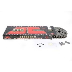 Natural 530 X1R Expert Series Heavy Duty X-Ring Drive Chain - JTC530X1R112RL