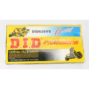 DID 630V Professional O-Ring Chain - D18630V98