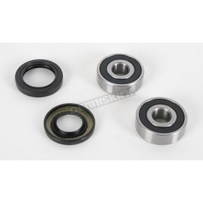 Pivot Works Front Wheel Bearing and Seal Kit - PWFWS-K03-000