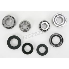 Pivot Works Front Hub Bearing Conversion Kit - PWHCK-K02-000
