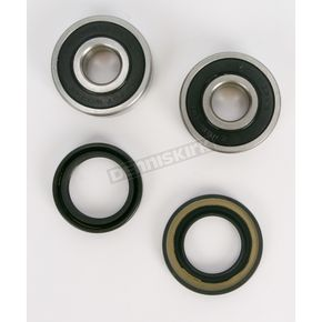 Pivot Works Front Wheel Bearing and Seal Kit - PWFWS-K18-000