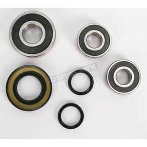 Pivot Works Rear Wheel Bearing and Seal Kit - PWRWS-S29-000