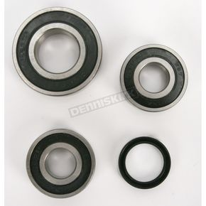 Pivot Works Rear Wheel Bearing Kit - PWRWS-S40-000