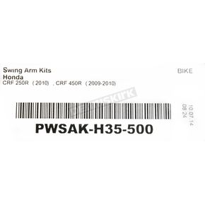 Pivot Works Swingarm Bearing Kit - PWSAK-H35-500