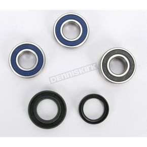 Moose Rear Wheel Bearing Kit - 0215-0734