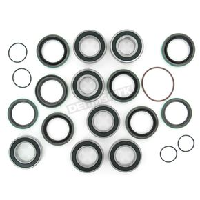Pivot Works Rear Wheel Bearing Kit - PWRWK-P19-000