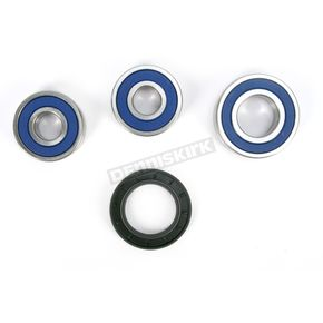All Balls Rear Wheel Bearing and Seal Kit - 25-1287