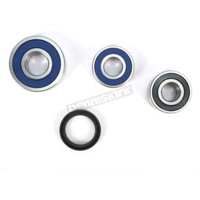 All Balls Rear Wheel Bearing and Seal Kit - 25-1588