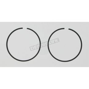 Parts Unlimited Piston Rings - 72mm Bore - 0912-0061
