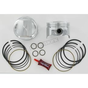 KB Performance Piston Kit - 3.770 in. Bore - KB343