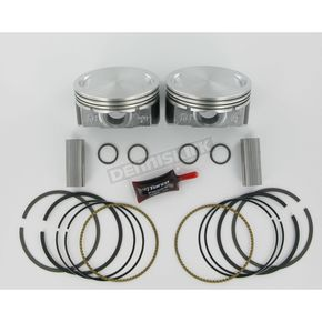 KB Performance Hypereutectic Piston Kit - 3.875 in. Bore - KB409C-STD