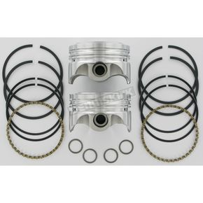 KB Performance Forged Piston Kit - 3.508 in. Bore - KB920.010