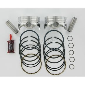KB Performance Forged Reverse Dome Piston Kit - 3.503 in. Bore - KB922