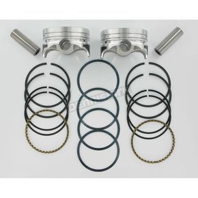 KB Performance Forged Reverse Dome Piston Kit - 3.508 in. Bore - KB922