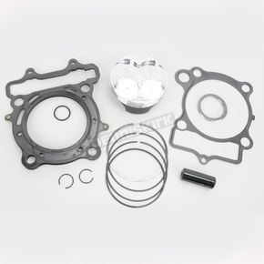 Moose High Performance 14.2:1 4-Stroke Piston Kit - 77mm Std Bore - 0910-2443