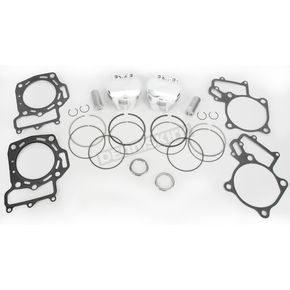 Moose High Performance 12.0:1 4-Stroke Piston Kit - 85mm Std Bore - 0910-2448