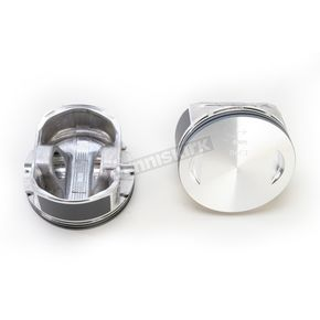 Drag Specialties Piston Kit - 3.755 in. Bore/9.2:1 Ratio - 0911-0018