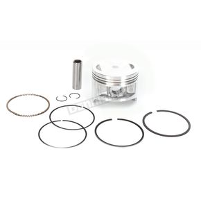 WSM Piston Assembly  - 50-255-07K