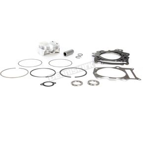 Moose High Performance 11:1 4-Stroke Piston Kit by CP Pistons - 102mm Standard Bore - 0912-0580