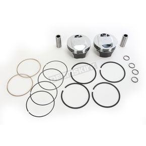 KB Performance Forged Piston Kit - 3.885 in. Bore - KB660C-010