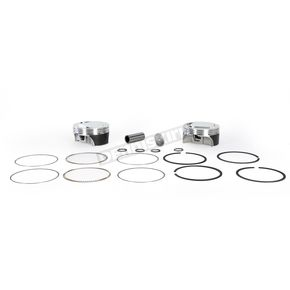 KB Performance Forged Piston Kit - 4.00 in. Bore - KB661C-STD