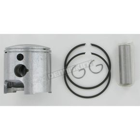 Parts Unlimited OEM-Type Piston Assembly - 68mm Bore - 09-7592