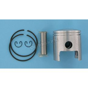 Parts Unlimited OEM-Type Piston Assembly - 73.5mm Bore - 09-8102