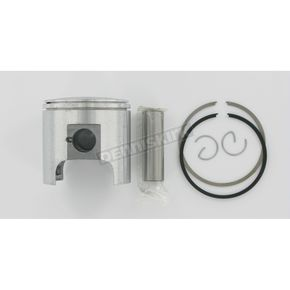 Parts Unlimited OEM-Type Piston Assembly - 70mm Bore - 09-7612